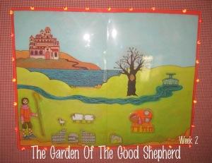 Garden of the Good Shepherd Week 2
