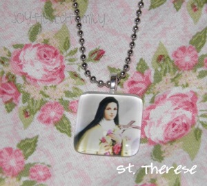 gift st therese