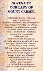 novena prayer