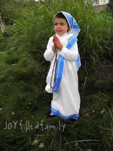 mother teresa profile joy