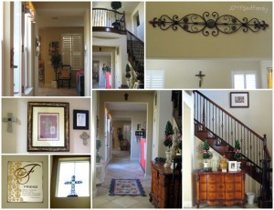 JOYfilledfamily entry way