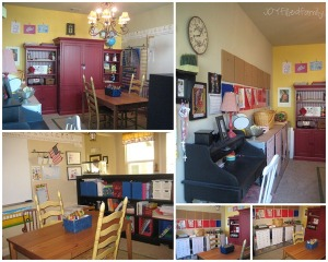 JOYfilledfamily school room