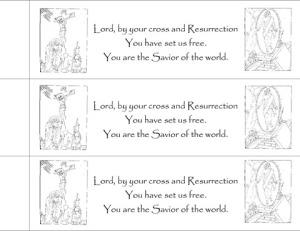 Resurrection Eggs - Carton Cover