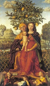 BVM Jesus and St. Anne