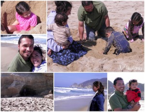 beach 2011 collage
