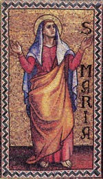 St Mary of Bethany mosaic001 (2)