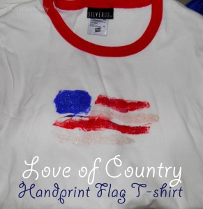 Love of Country Shirt