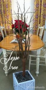 Bare Jesse Tree 2012
