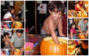 pumpkin cleaning JOY