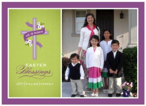 Easter Blessings from JOYfilledfamily