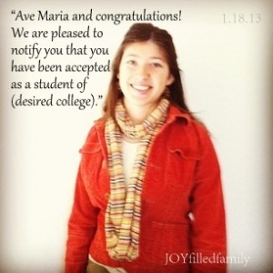 Rose - college acceptance-001