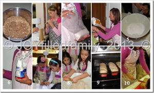 m107basic bread making steps
