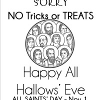 No Tricks or Treats