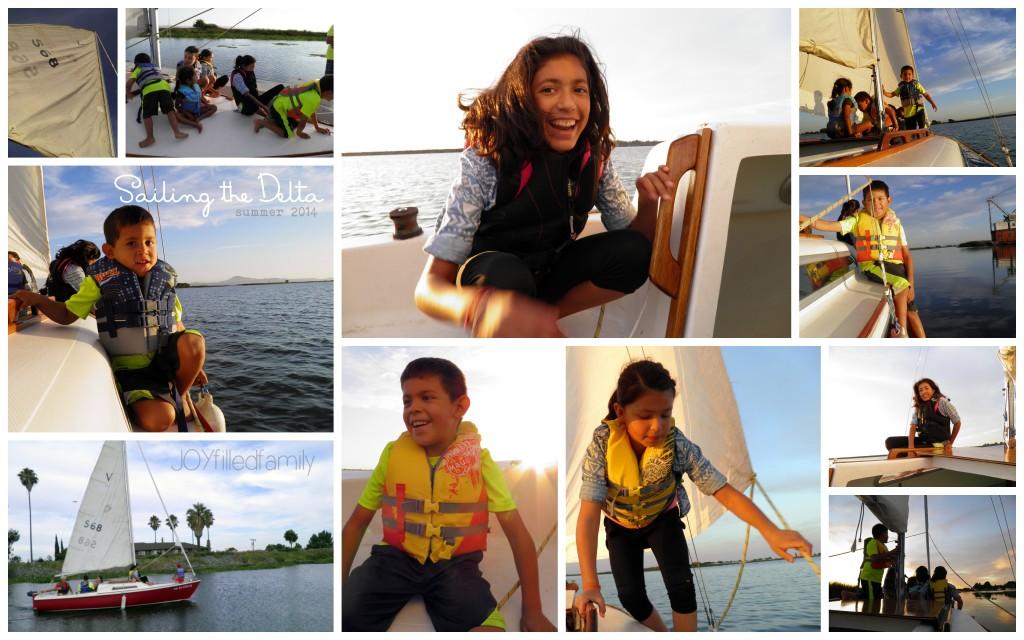 summer 2014 sailing the delta