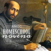 Homeschool Prep ~ Novena