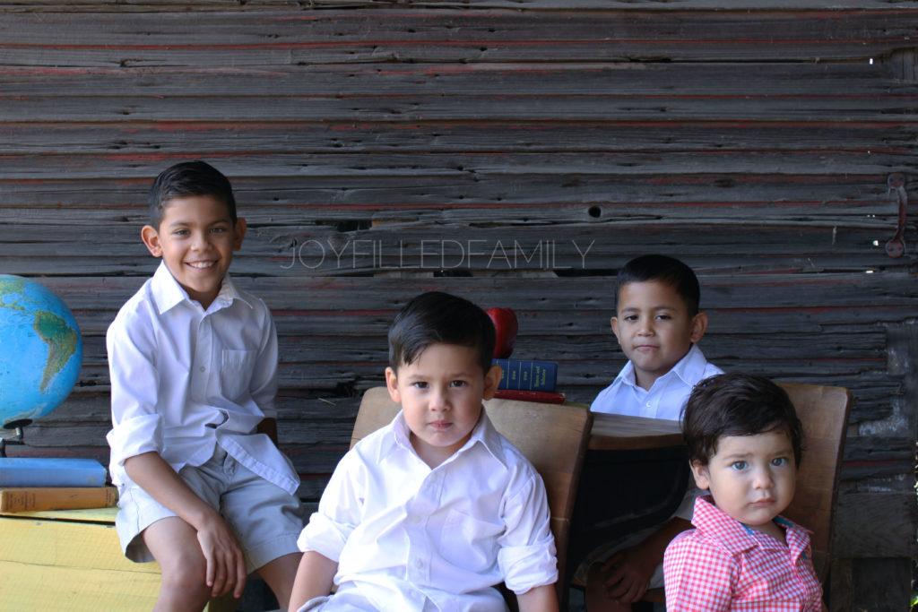 JOYFILLEDFAMILY boys 16-17