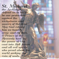 The Dedication of St. Michael the Archangel