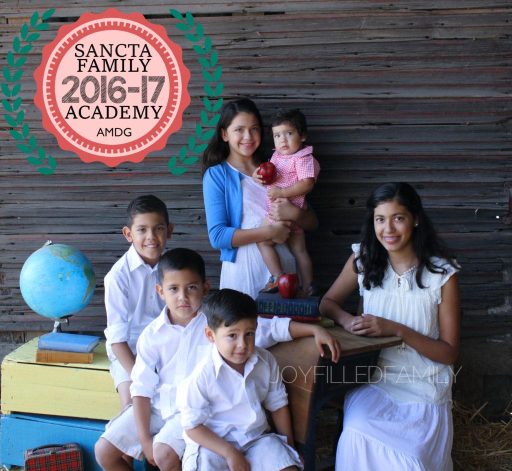 joyfilledfamily SFA 2016-17