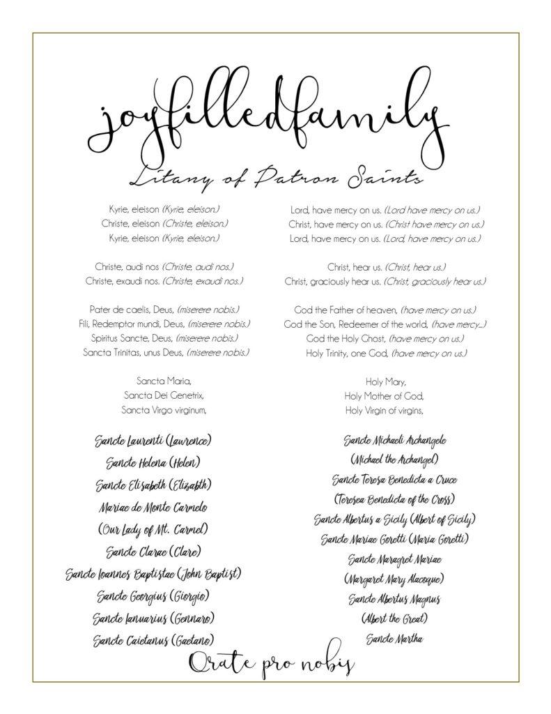 litany-of-patron-saints-joyfilledfamily-2016